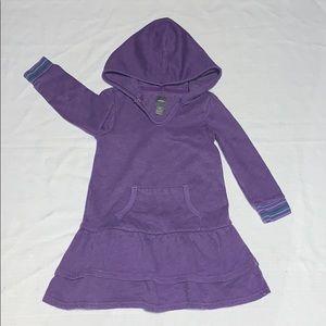 Baby Gap hooded sweater dress (4)